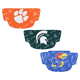 Collegiate Stripe Face Mask Collection