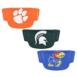 Collegiate Logo Face Mask Collection
