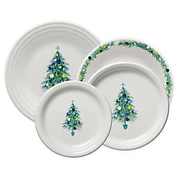 Fiesta® Blue Christmas Tree Dinnerware Collection