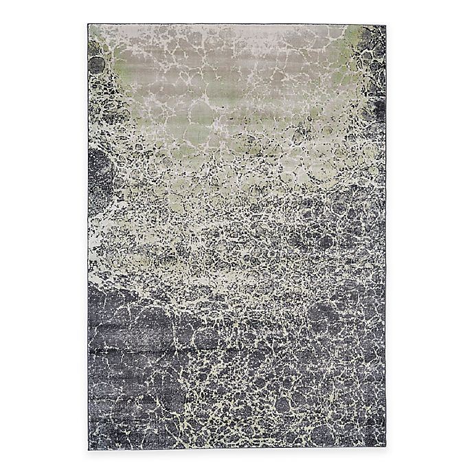 Alternate image 1 for Feizy Landri Cracks 5-Foot x 8-Foot Area Rug in Taupe/Grey