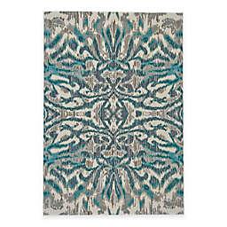 Weave & Wander Arsene Abstract Ikat Rug