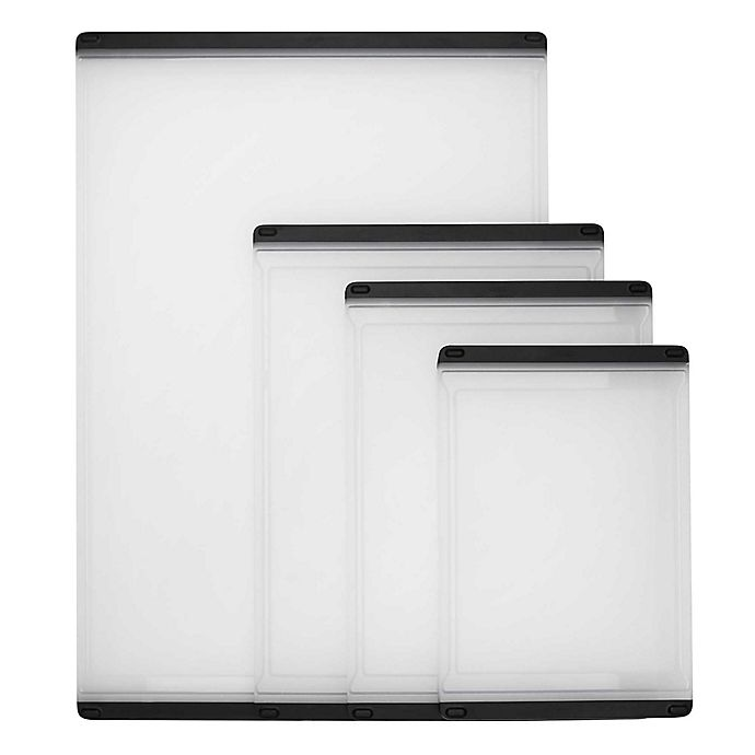 Alternate image 1 for OXO Good Grips® Polypropylene Cutting Board Collection
