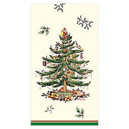 C.R. Gibson Spode® Christmas Tree Guest Towels (16ct)