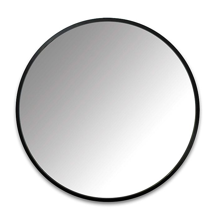 Alternate image 1 for Umbra® Hub and Hubba Wall Mirror Collection