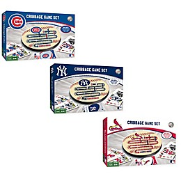 MLB Cribbage Game Set Collection