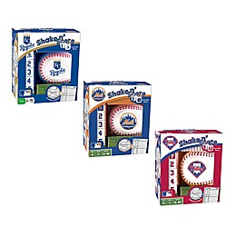 MLB Shake N' Score Dice Game Collection