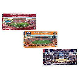 Collegiate 1000-Piece Stadium Panoramic Jigsaw Puzzle Collection