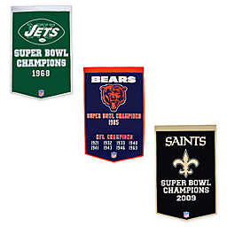 NFL Dynasty Banner Collection