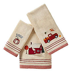 Harvest Delivery Bath Towel Collection