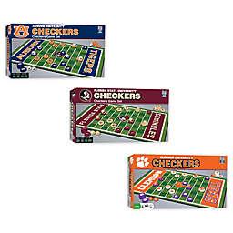 Collegiate Checkers Game Collection