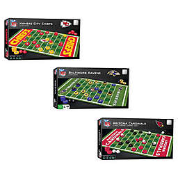 NFL Checkers Game Set Collection