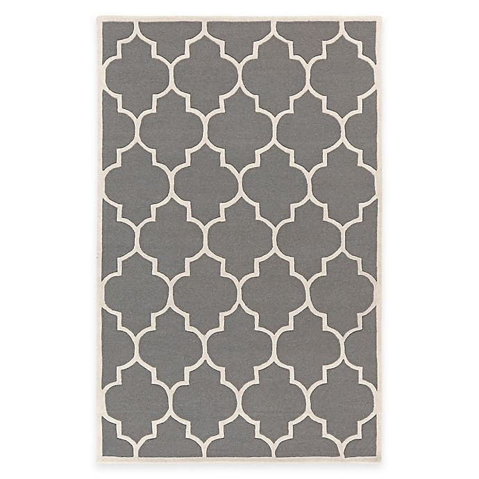 Alternate image 1 for Artistic Weavers Transit Piper 7-Foot 6-Inch x 9-Foot-Inch Area Rug in Grey