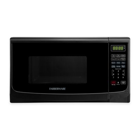 Farberware 174 Classic 0 7 Cubic Foot Microwave Oven Bed