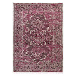 Safavieh Palazzo Alyx 8-Foot x 11-Foot Area Rug in Grey/Purple
