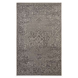 Safavieh Palazzo Cade 5-Foot x 8-Foot Area Rug in Light Grey/Anthracite