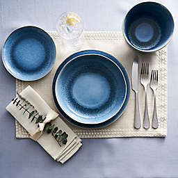 Bee & Willow™ Weston Dinnerware Collection in Blue