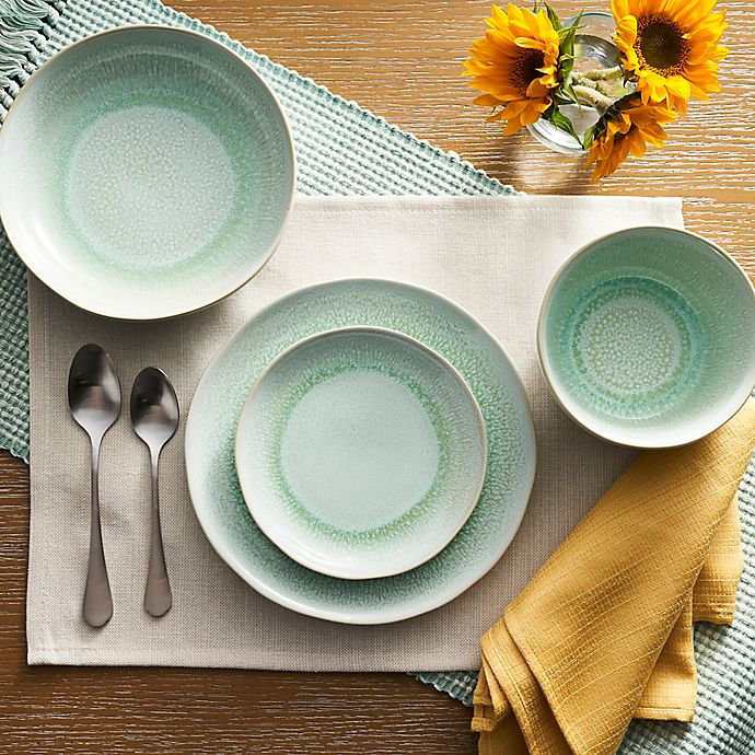 Alternate image 1 for Bee & Willow™ Home Weston Dinnerware Collection in Mint