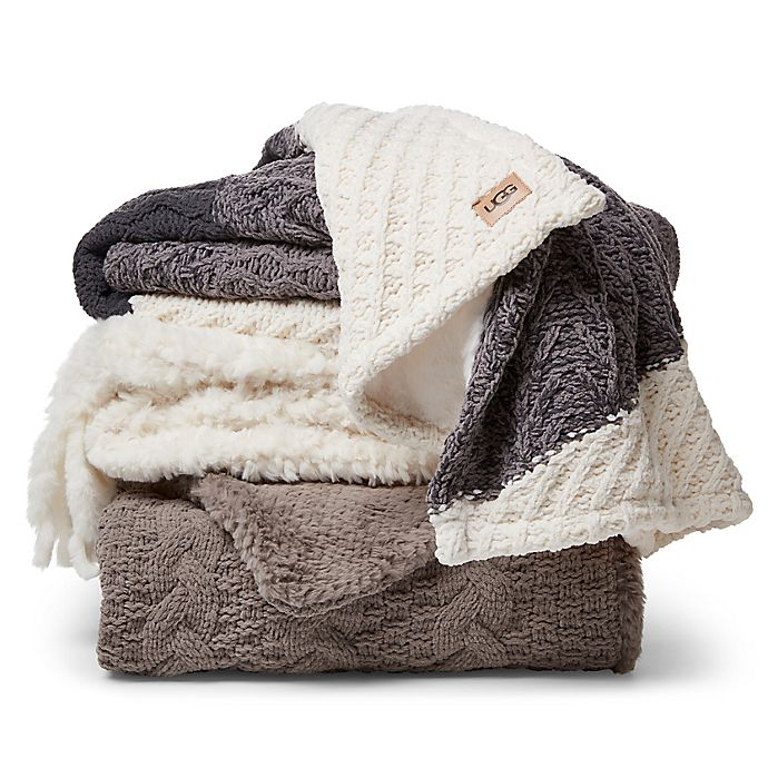 Alternate image 1 for UGG® Throw Blanket Collection