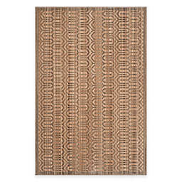 Safavieh Infinity Deco Rug in Beige/Taupe
