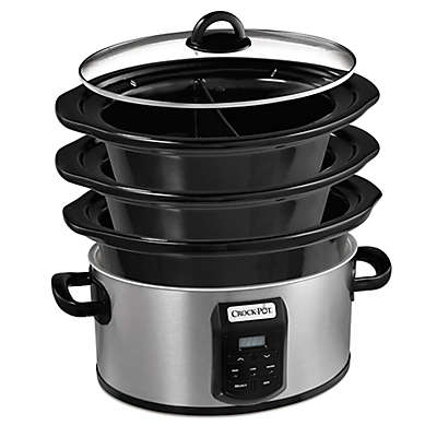 Crock-Pot® Choose-A-Crock Programmable Slow Cooker