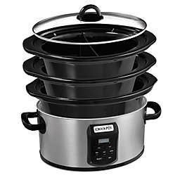 Crock-Pot® Choose-A-Crock Programmable Slow Cooker
