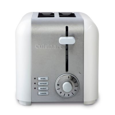Cuisinart 174 2 Slice Compact Stainless Toaster Bed Bath