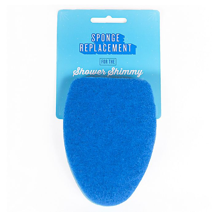 Alternate image 1 for Shower Shimmy Replacement Sponge