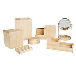 Haven™ Eulo Wood Bath Accessory Collection