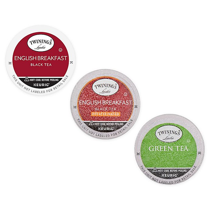 Alternate image 1 for Twinings of London® Tea Value Pack Keurig® K-Cup® Pods 48-Count Collection