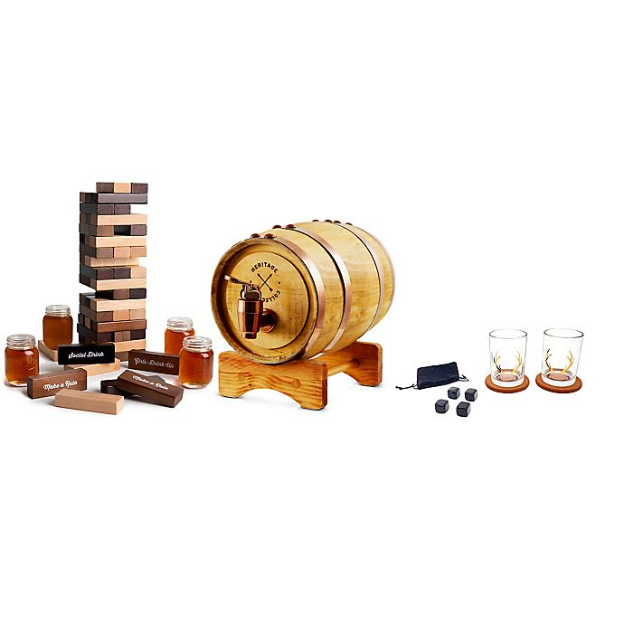 Alternate image 1 for Home Bar Accessories and Games Collection