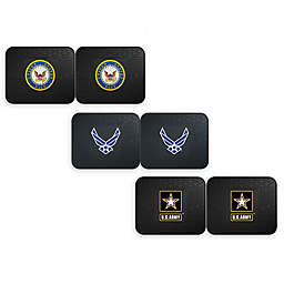 U.S. Military 2-Piece Back Row Vehicle Utility Mat Set Collection