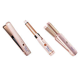 Conair® Unbound® Cordless Rechargeable Mini Hair Styler Collection in Pink