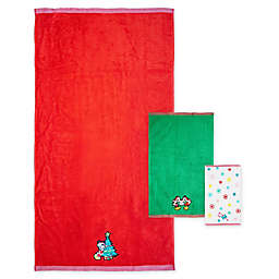 Disney® Fa La La Bath Towel Collection
