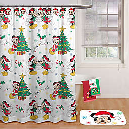 Disney® Fa La La Shower Curtain Collection