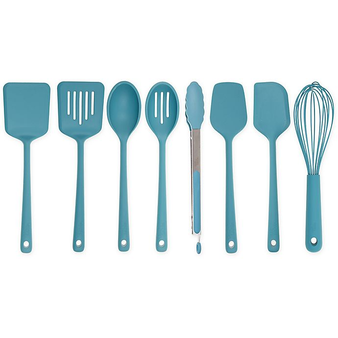 Alternate image 1 for Our Table™ Silicone Kitchen Utensils Collection