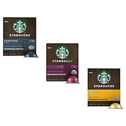 Starbucks® by Nespresso® Vertuo Line Coffee Capsules Collection