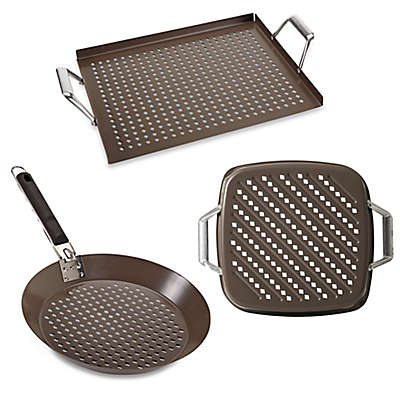 Just Grillin'® Premium Ceramic Cookware