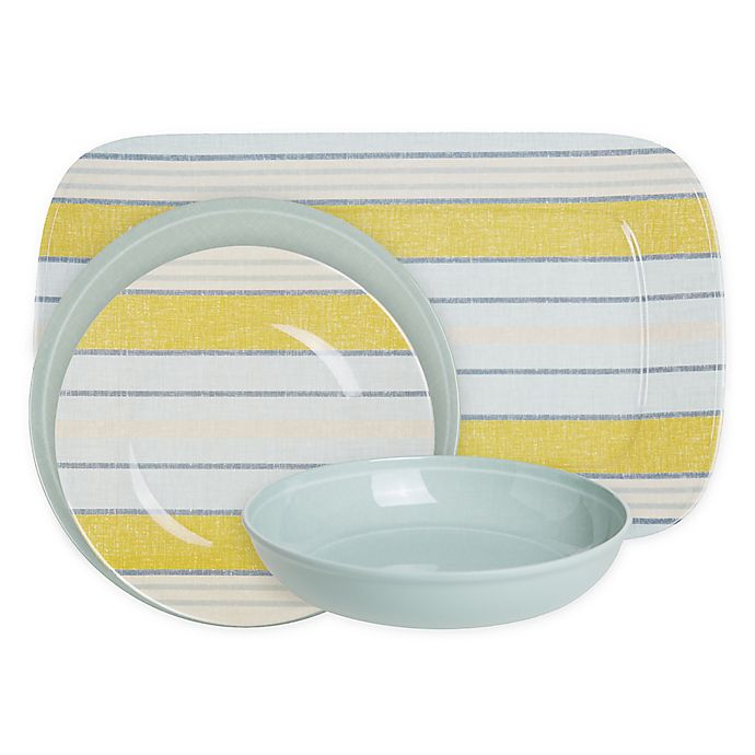 Alternate image 1 for Bee & Willow™ Melamine Dinnerware Collection