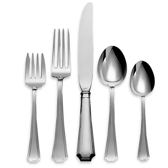 -Modern s Fairfax-Gorham Sterling Lunch Place Setting