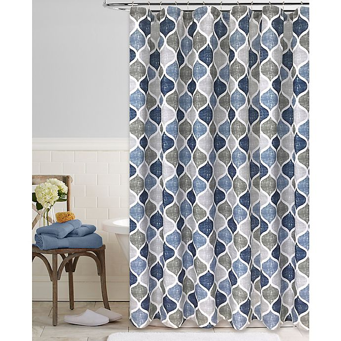 Alternate image 1 for Priya Shower Curtain
