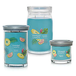 Yankee Candle® Bahama Breeze Signature Collection Candle Collection