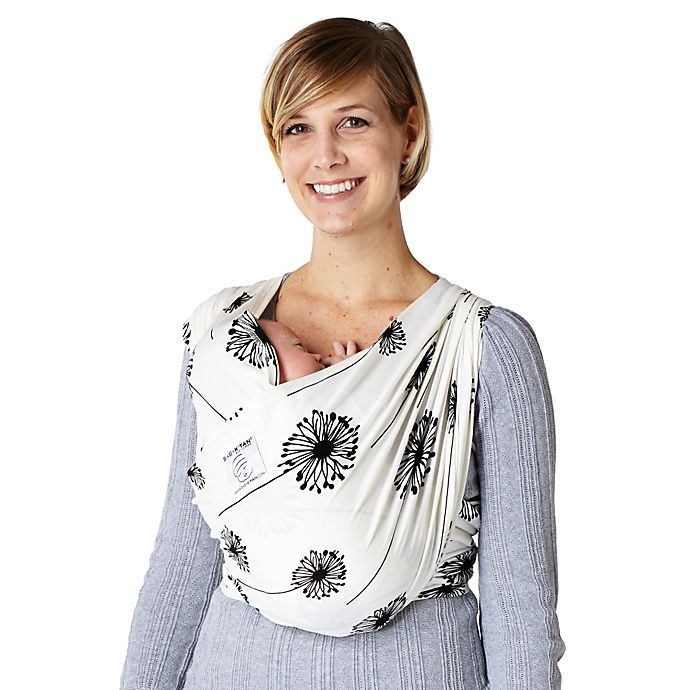 Alternate image 1 for Baby K'tan® Original Extra Small Baby Carrier in Dandelion