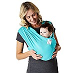 Baby K'tan® Breeze Extra Large Baby Carrier in Teal