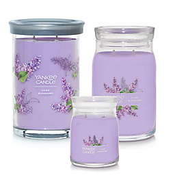 Yankee Candle® Lilac Blossoms Signature Collection Candle Collection