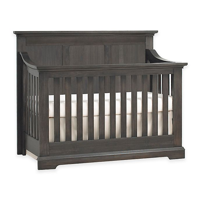 Convertible Crib In Granite