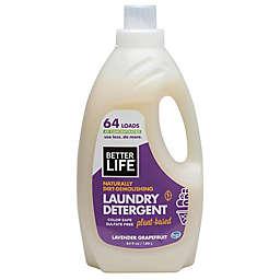 Better Life® Naturally Dirt-Demolishing 64 oz. Lavender Grapefruit Laundry Detergent