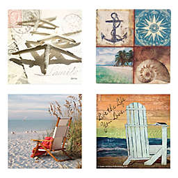 Thirstystone® Coastal Square Coaster Collection
