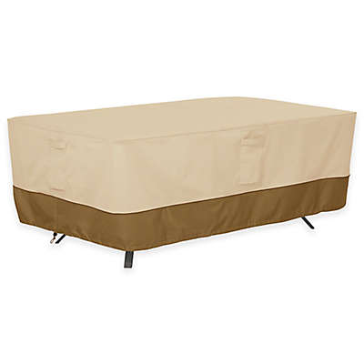 Classic Accessories® Veranda Rectangle/Oval Patio Table Outdoor Cover