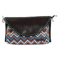 Kalencom® Sidekick Diaper Bag in Safari Zig Zag
