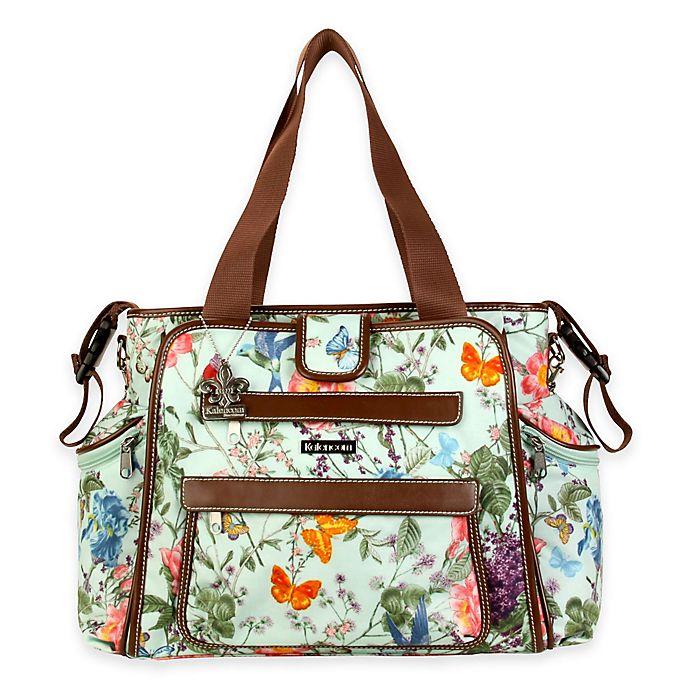 Alternate image 1 for Kalencom® Nola Tote Diaper Bag in Springtime